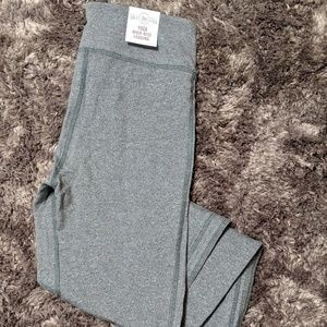 So yoga high rise leggings